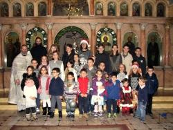Рождественски концерт 2015 г.
